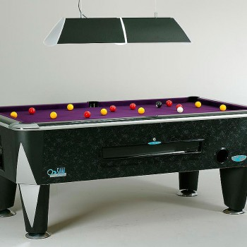 Atlantic Allegro Coin Operated Pool Table