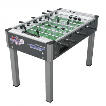 College Pro Grey Foosball Table