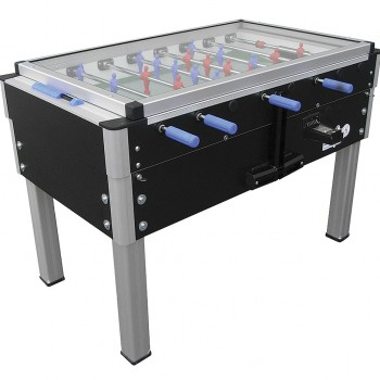 Export Black Coin Operated Foosball Table