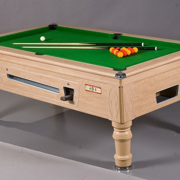 WHP 7197 Coin Operated Pool Table