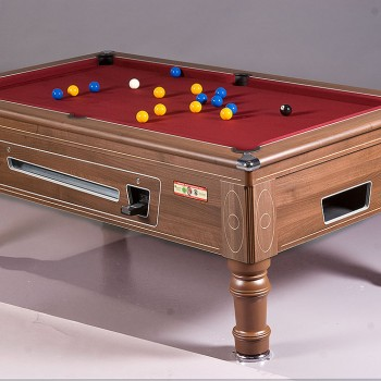 WHP 7208 Coin Operated Pool Table