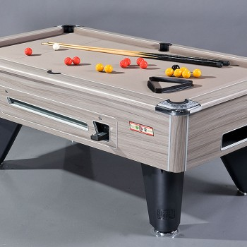 Winner Coin Operated Pool Table