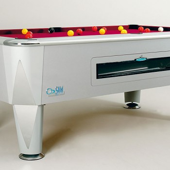 Atlantic 3 Coin Operated Pool Table